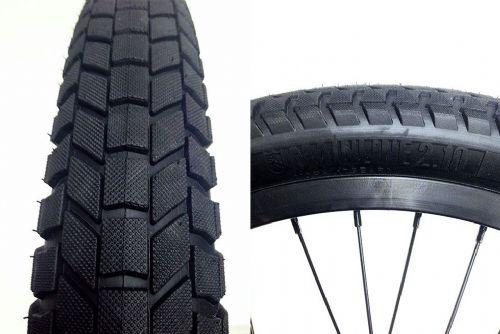 "S&M 22"" Mainline Tyre 2.10"" Black Wall"